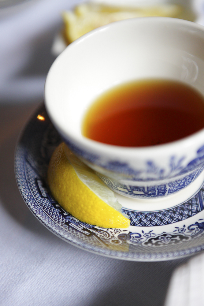 A cup of Earl Great tea