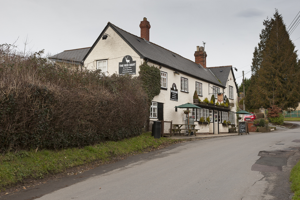 The Red Hart Inn, Blaisdon