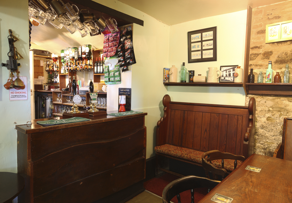 Locals all agree that this little pub is one of the hidden gems of the Forest of Dean!