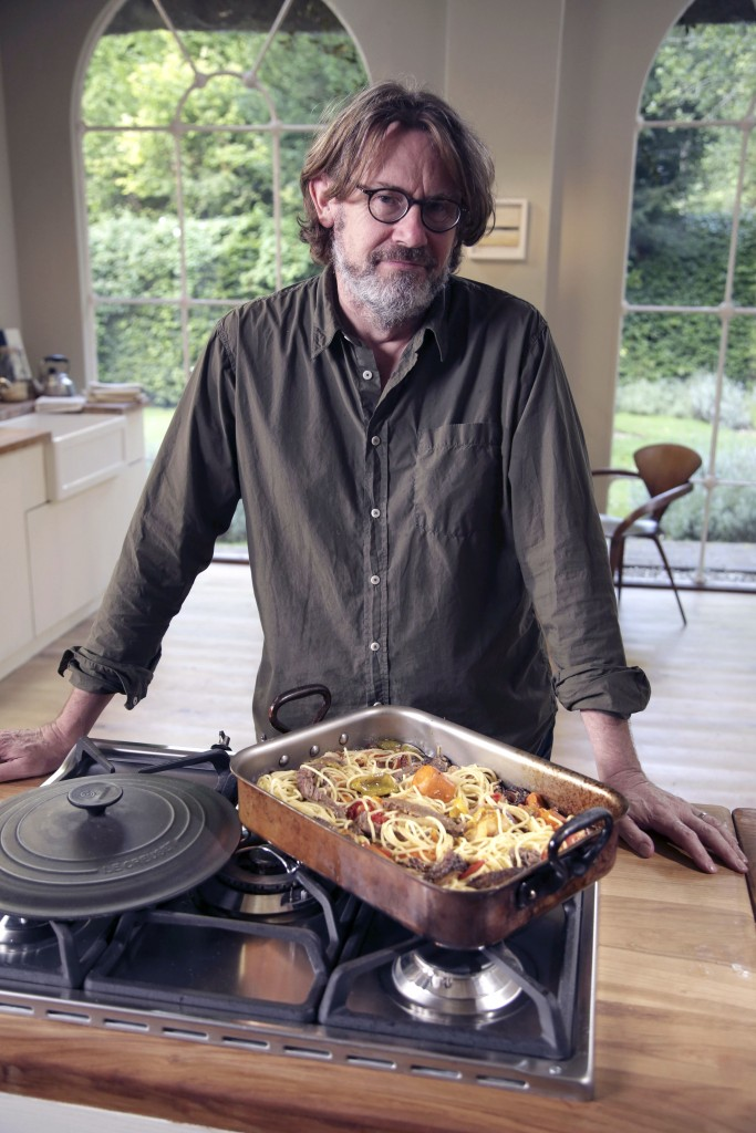 Nigel Slater, BBC, TV,