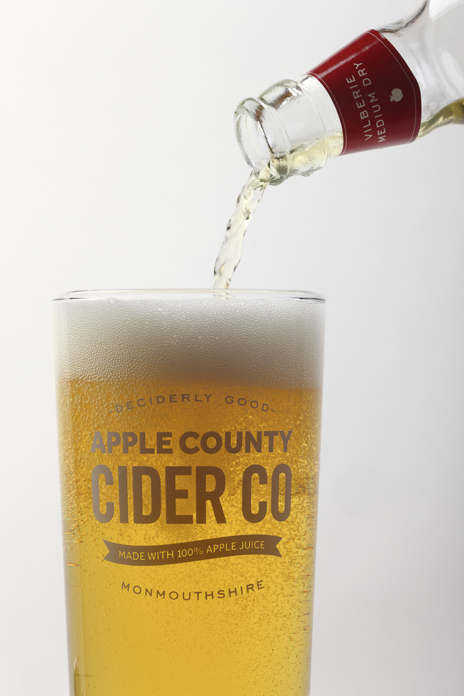 Apple County Cider from Monmouthshire.