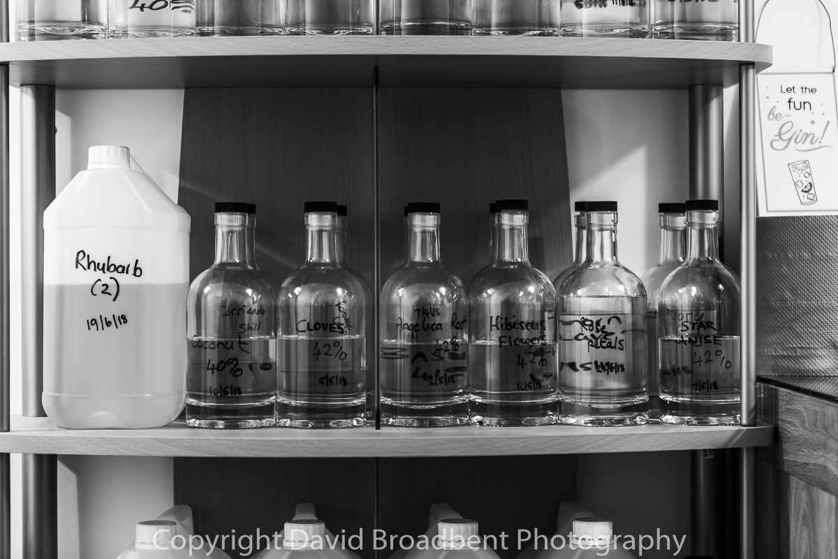 gin, drinks, Foxtail gin, spirit, Summerhouse Studios, David Broadbent Photography,