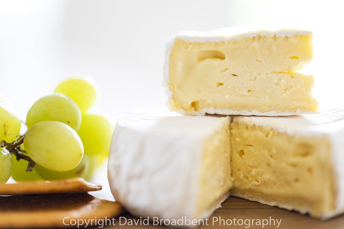 Brooke's Wye Valley Dairy, David Broadbent Photography, Wales, Welsh, Monmouthshire, cheese, soft cheese, Angiddy, artisan, Jersey, cow, milk,