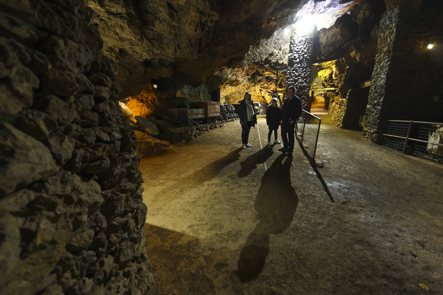 mining, Clearwell Caves, iron, coal, Forest of Dean, cafe