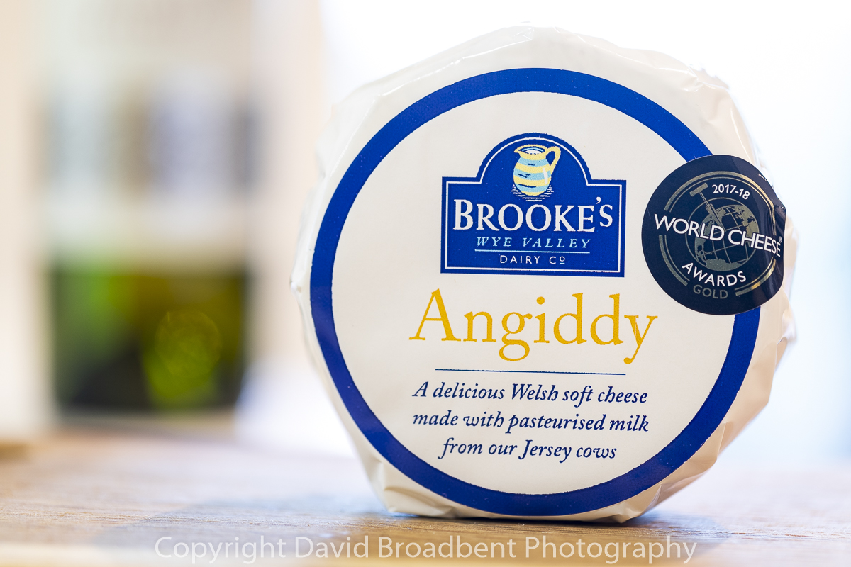 Brooke's Wye Valley Dairy, David Broadbent Photography, Wales, Welsh, Monmouthshire, cheese, soft cheese,