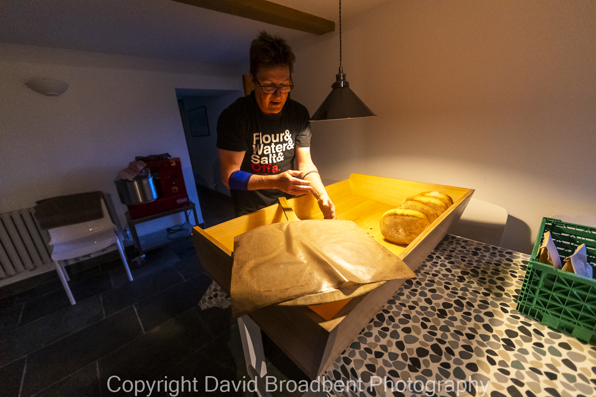 bread, WyeDean Deli Confidential, bakery, bakers, sourdough, David Broadbent Photography,